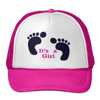its a girl cap