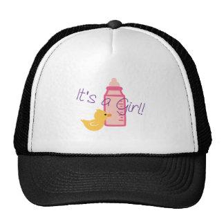 It's A Girl! Cap