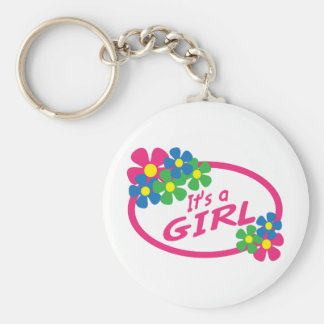 ITS A GIRL KEY CHAINS