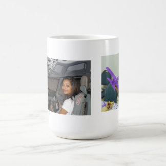 Its a great day to fly basic white mug