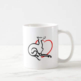 It's a Grey Area Logo - No Text Coffee Mug