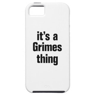 its a grimes thing case for the iPhone 5