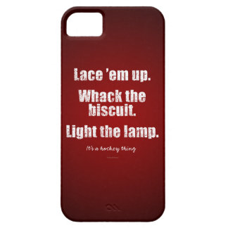 It's a Hockey Thing Case For The iPhone 5
