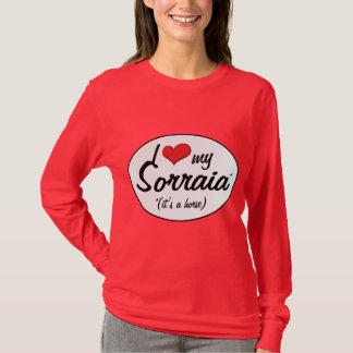 It's a Horse! I Love My Sorraia T-Shirt