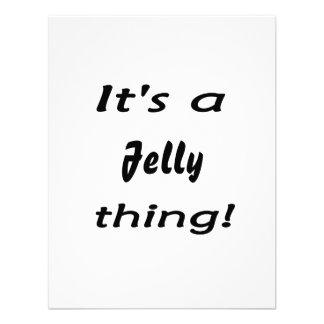 It's a jelly thing! custom invites