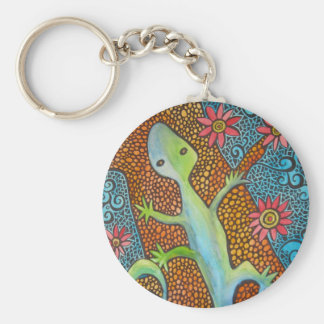 It's A Jungle Out There Basic Round Button Key Ring