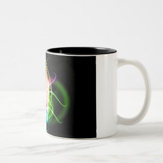 its a kind of magic Two-Tone coffee mug