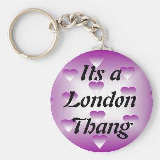 Its a London Thing Key Ring