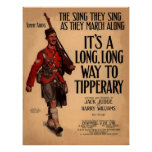 It's A Long Way to Tipperary Poster