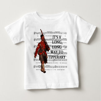 It's A Long Way To Tipperary T Shirts