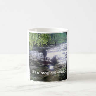 It's a magical world mug 4