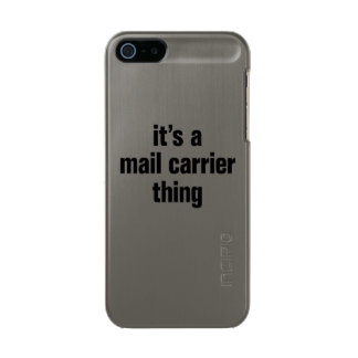 its a mail carrier thing incipio feather® shine iPhone 5 case