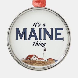 It's a Maine Thing: Portland Head Light Ornament