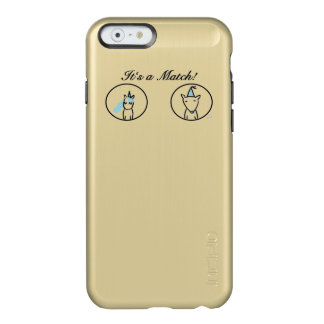 It's A match - iphone6 mobile phone cover