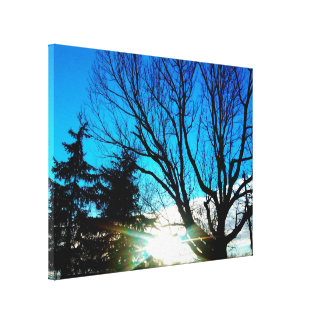 IT'S A NEW DAY canvas Canvas Prints
