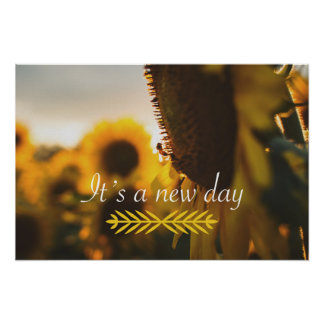 It's a New Day Poster