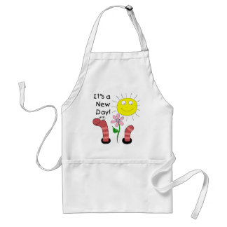 It's a New Day Tshirts and Gifts Standard Apron