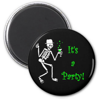 It's A Party! Magnet