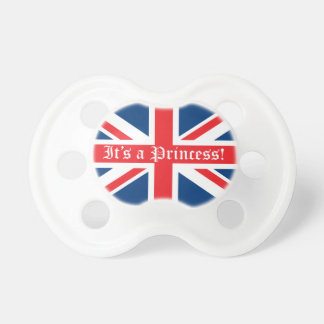 It's a Princess! Baby Pacifiers