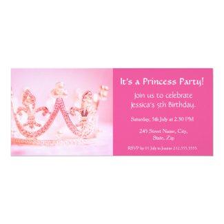 It's a Princess Party! Birthday Invitation