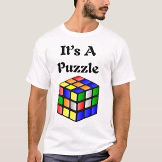 It's A Puzzle cube T-Shirt