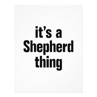 "its a shepherd thing 8.5"" x 11"" flyer"