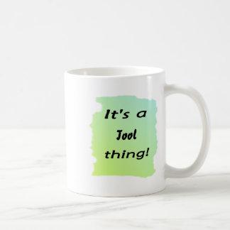 It's a tool  thing! mugs
