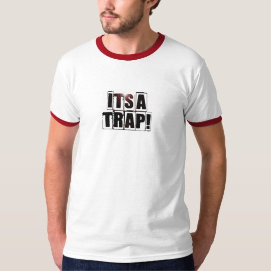 It's A Trap! Band Tee 1