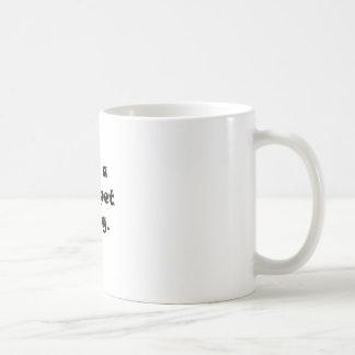 Its a Trumpet thing Coffee Mug