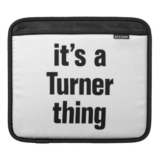 its a turner thing sleeves for iPads