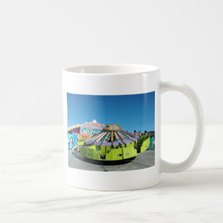 Its a UFO Basic White Mug