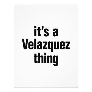 "its a velazquez thing 8.5"" x 11"" flyer"