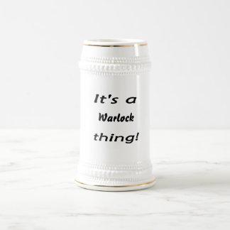 It's a warlock thing! mug