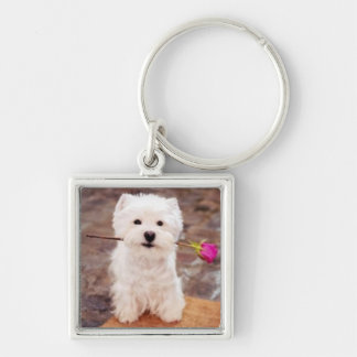 It's A Westie Thing! Key Ring