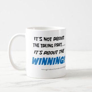 It's about the winning mug