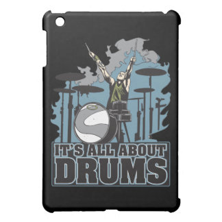 Its All About Drums Case for iPad Mini iPad Mini Covers