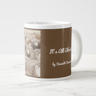It's All About Ewe by Kenneth Hershenson, Mug