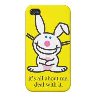 It's All About Me iPhone 4/4S Covers