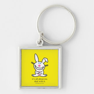 It's All About Me Key Ring