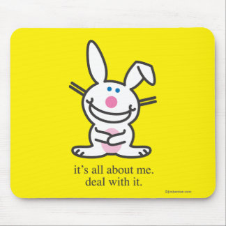 It's All About Me Mouse Mat