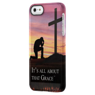 It's All About that Grace - Sunset 5/5s/SE Case