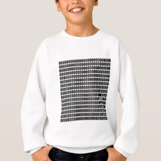 Its All About The 0000 (black text) Sweatshirt