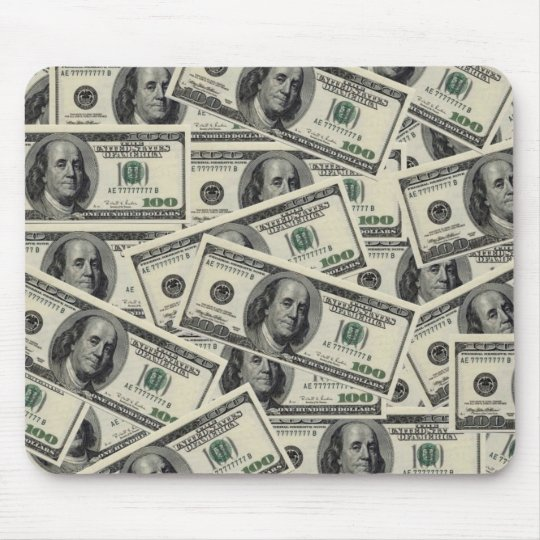 It's All About The Benjamins Mouse Mat