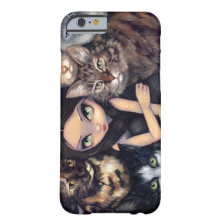 """""""It's All About the Cats"""" iPhone 6 case Barely There iPhone 6 Case"""