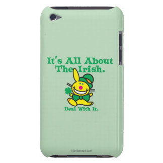 It's All About The Irish Barely There iPod Case