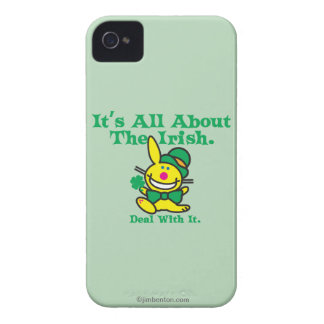 It's All About The Irish iPhone 4 Cover
