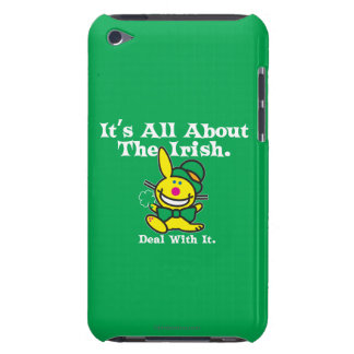 It's All About The Irish (green) iPod Touch Covers