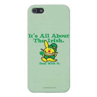 It's All About The Irish iPhone 5 Cases