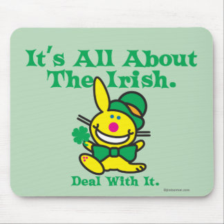 It's All About The Irish Mouse Mat
