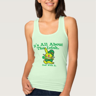 It's All About The Irish Tank Top